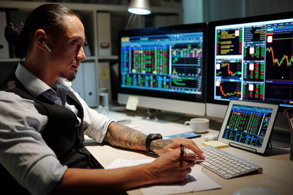 The Ups and Downs of Day Trading | Compound Daily