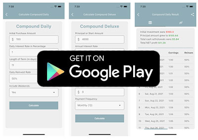 Compound Daily App Google Play Android